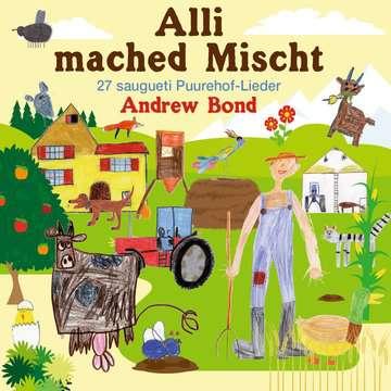 11097076 tiptoi® Lieder Alli mached Mischt von Ravensburger 1