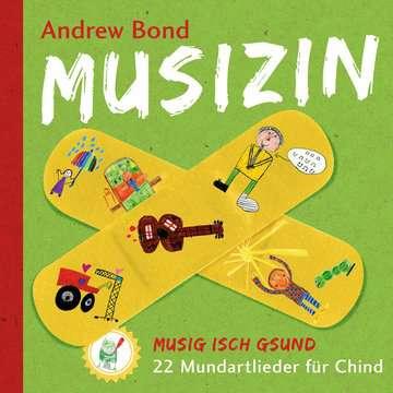 11097078 tiptoi® Lieder Musizin von Ravensburger 1