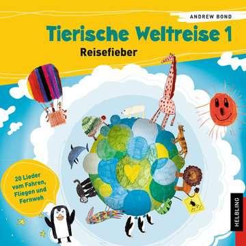 11097080 tiptoi® Lieder Tierische Weltreise 1 von Ravensburger 1