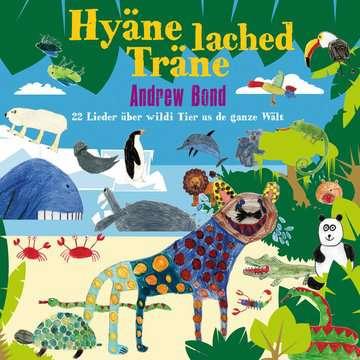 11097083 tiptoi® Lieder Hyäne lached Träne von Ravensburger 1