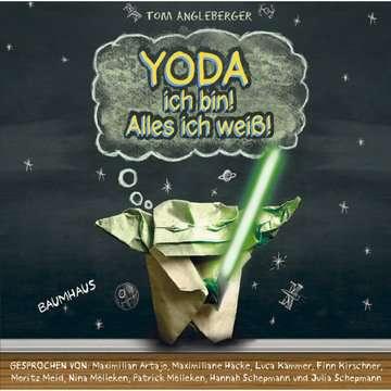 11097085 tiptoi® Hörbücher Yoda ich bin! Alles ich weiß! von Ravensburger 1