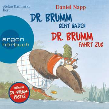 11097095 tiptoi® Hörbücher Dr. Brumm geht baden / Dr. Brumm fährt Zug von Ravensburger 1
