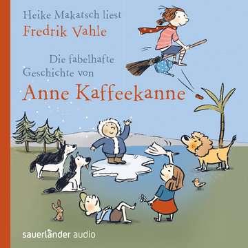 Die fabelhafte Geschichte von Anne Kaffeekanne tiptoi®;tiptoi® Hörbücher - Bild 1 - Ravensburger