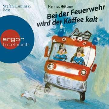 Bei der Feuerwehr wird der Kaffee kalt tiptoi®;tiptoi® Hörbücher - Bild 1 - Ravensburger