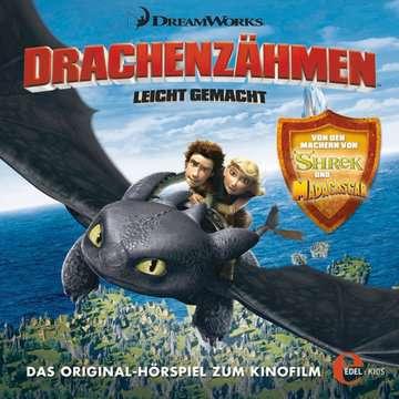 11097108 tiptoi® Hörbücher Drachenzähmen leicht gemacht (Das Original-Hörspiel zum Kinofilm) von Ravensburger 1