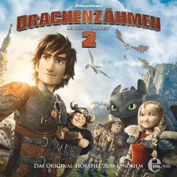 11097109 tiptoi® Hörbücher Drachenzähmen leicht gemacht 2 (Das Original-Hörspiel zum Kinofilm) von Ravensburger 1