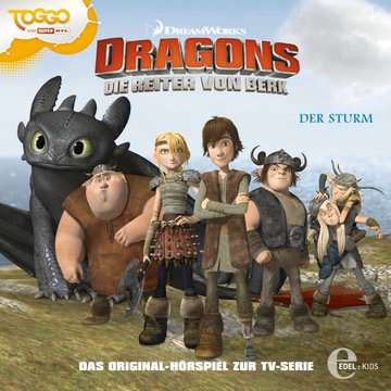11097110 tiptoi® Hörbücher Dragons - Die Reiter von Berk - Folge 2: Der Sturm von Ravensburger 1