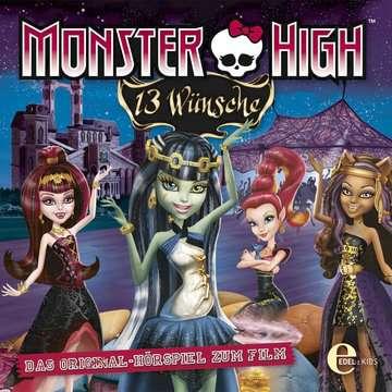 11097116 tiptoi® Hörbücher Monster High - 13 Wünsche von Ravensburger 1