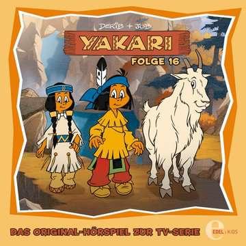 Yakari - Folge 16: Das Original-Hörspiel zur TV-Serie tiptoi®;tiptoi® Hörbücher - Bild 1 - Ravensburger