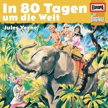 In 80 Tagen um die Welt tiptoi®;tiptoi® Hörbücher - Bild 1 - Ravensburger