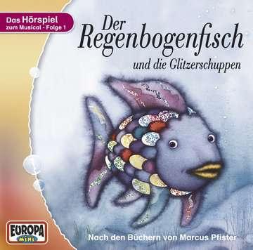 11097138 tiptoi® Hörbücher Der Regenbogenfisch - Folge 1: und die Glitzerschuppen von Ravensburger 1
