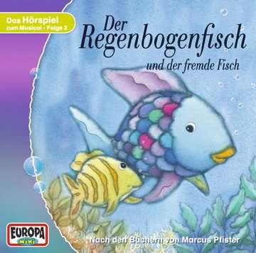11097139 tiptoi® Hörbücher Der Regenbogenfisch - Folge 2: und der fremde Fisch von Ravensburger 1