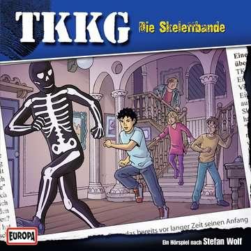 TKKG 173 - Die Skelettbande tiptoi®;tiptoi® Hörbücher - Bild 1 - Ravensburger