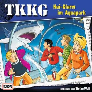 11097148 tiptoi® Hörbücher TKKG 178 - Hai-Alarm im Aquapark von Ravensburger 1