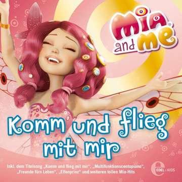 11097149 tiptoi® Lieder Mia & Me - Komm und flieg mit mir von Ravensburger 1