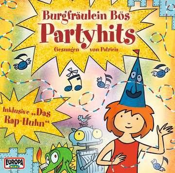 11097151 tiptoi® Lieder Burgfräulein Bös Partyhits von Ravensburger 1