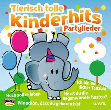 Tierisch tolle Kinderhits - Partylieder tiptoi®;tiptoi® Lieder - Bild 1 - Ravensburger