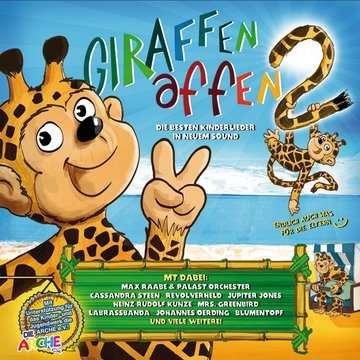 Giraffenaffen 2 tiptoi®;tiptoi® Lieder - Bild 1 - Ravensburger