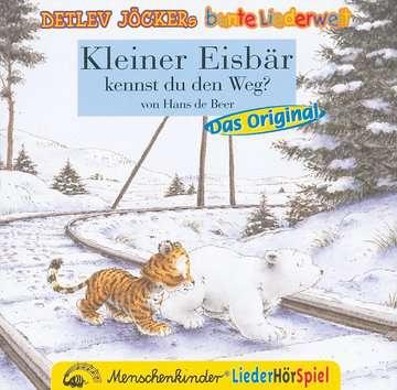 11097170 tiptoi® Lieder Kleiner Eisbär, kennst du den Weg? von Ravensburger 1