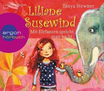 11097174 tiptoi® Hörbücher Liliane Susewind - Mit Elefanten spricht man nicht! von Ravensburger 1