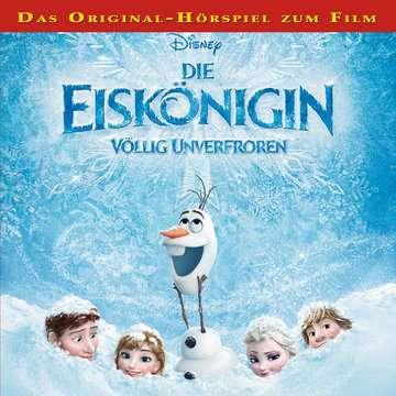 Disney - Die Eiskönigin - Völlig unverfroren tiptoi®;tiptoi® Hörbücher - Bild 1 - Ravensburger
