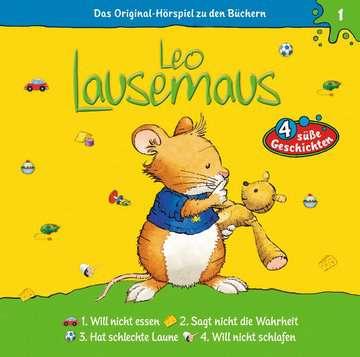 11097181 tiptoi® Hörbücher Leo Lausemaus - Folge 1 von Ravensburger 1