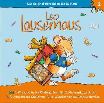 11097182 tiptoi® Hörbücher Leo Lausemaus - Folge 2 von Ravensburger 1