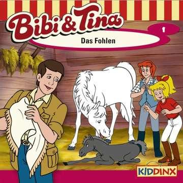 11097183 tiptoi® Hörbücher Bibi und Tina - Das Fohlen von Ravensburger 1