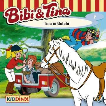 11097184 tiptoi® Hörbücher Bibi und Tina - Tina in Gefahr von Ravensburger 1