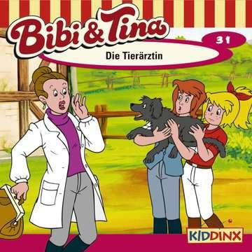 11097185 tiptoi® Hörbücher Bibi und Tina - Die Tierärztin von Ravensburger 1
