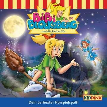 11097196 tiptoi® Hörbücher Bibi Blocksberg - ...und die kleine Elfe von Ravensburger 1
