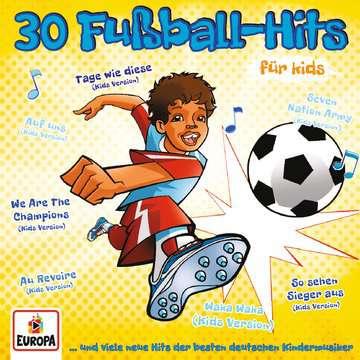 30 Fußball-Hits für Kids tiptoi®;tiptoi® Lieder - Bild 1 - Ravensburger