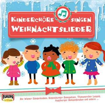 Kinderchöre singen Weihnachtslieder tiptoi®;tiptoi® Lieder - Bild 1 - Ravensburger