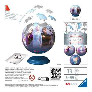 Disney Frozen 2 3D puzzels;3D Puzzle Ball - image 2 - Ravensburger
