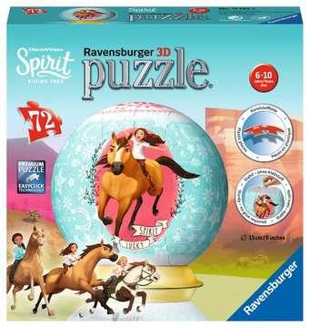 Puzzle-Ball Spirit 72 dílků 3D Puzzle;Puzzleball - obrázek 1 - Ravensburger