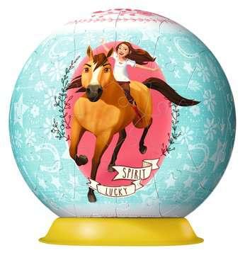 Puzzle-Ball Spirit 72 dílků 3D Puzzle;Puzzleball - obrázek 2 - Ravensburger