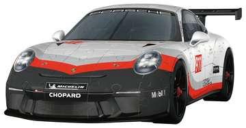 Porsche GT3 Cup 3D Puzzle, 108pc 3D Puzzle®;Former - Billede 4 - Ravensburger