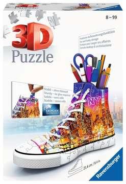 Sneaker Skyline 3D Puzzle;3D Puzzle-Organizer - Bild 1 - Ravensburger