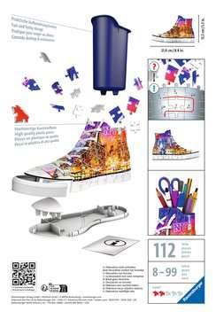Sneaker Skyline 3D Puzzle;3D Puzzle-Organizer - Bild 2 - Ravensburger