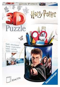 Puzzle 3D Pot à crayons - Harry Potter 3D puzzels;Puzzle 3D Spéciaux - Image 1 - Ravensburger