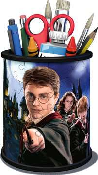 Portalàpices Harry Potter 3D Puzzle;3D Shaped - imagen 3 - Ravensburger