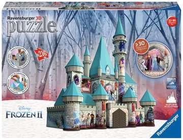 Disney Frozen 2 IJspaleis 3D puzzels;3D Puzzle Specials - image 1 - Ravensburger