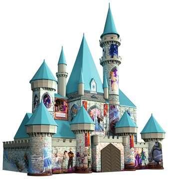 Castillo 3D Disney Frozen 3D Puzzle;3D Puzzle-Building - imagen 2 - Ravensburger