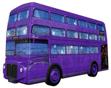 Harry Potter bus 3D puzzels;3D Puzzle Specials - image 3 - Ravensburger