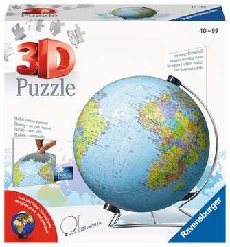 11159 3D Puzzle-Ball Globus in deutscher Sprache von Ravensburger 1
