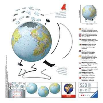 11159 3D Puzzle-Ball Globus in deutscher Sprache von Ravensburger 2