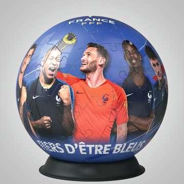 Puzzle 3D rond 72 p - Fédération Française de Football Puzzle 3D;Puzzles 3D Ronds - Image 3 - Ravensburger