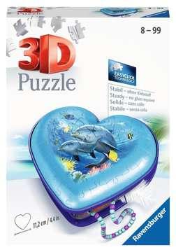 Hartendoosje - Onderwaterwereld 3D puzzels;3D Puzzle Specials - image 1 - Ravensburger