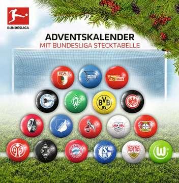 11178 3D Puzzle-Ball Bundesliga Adventskalender 2020/2021 von Ravensburger 2