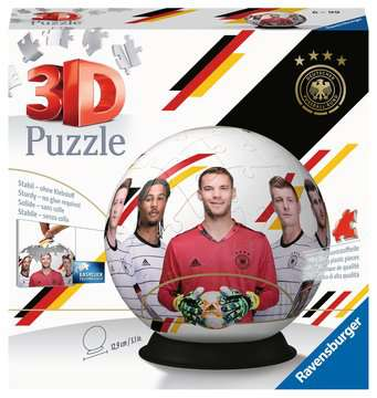 11181 3D Puzzle-Ball Die Mannschaft von Ravensburger 1